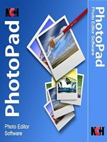 NCH PhotoPad Image Editor