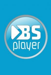 BS Player v2.74 Build 1085