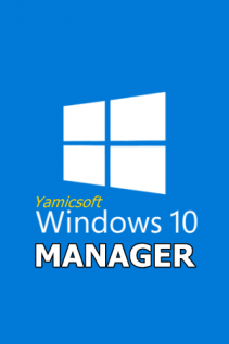 Yamicsoft Windows 10 Manager v3.1.8